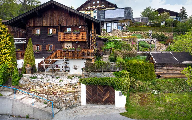 Anwesen Österreich Iselsberg: Landhaus. Fotograf: Martin Lugger (remax)