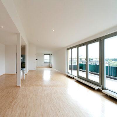 Referenz: Immobilie Kapuzinerhölzl - Innenansicht Wohnzimmer